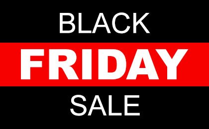 All the best black friday and cyber monday promos and discounts for live cams